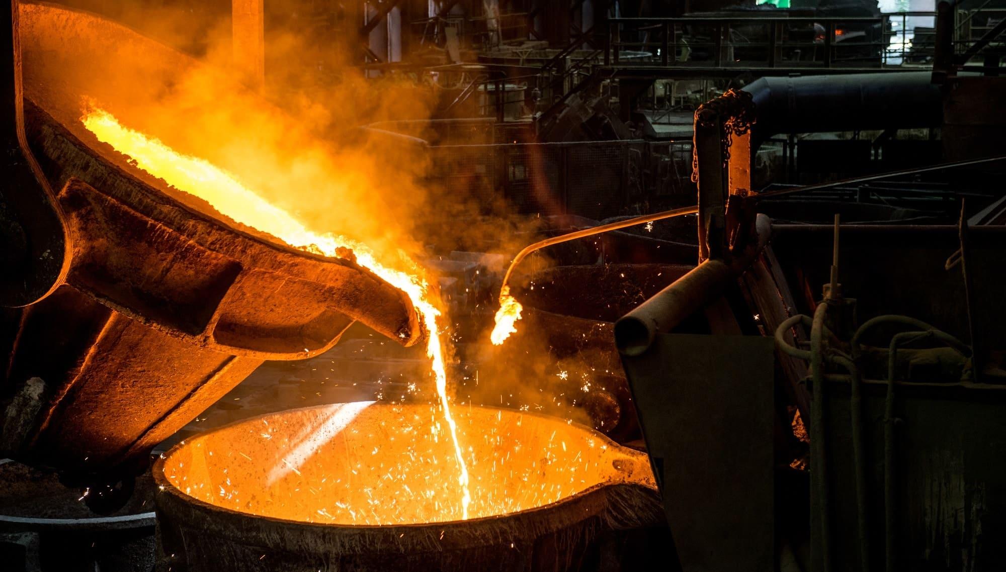 Виплавка сталі: історія та сучасність